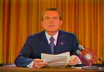 Image of Richard Nixon Washington DC USA, 1973, second 18 stock footage video 65675073679