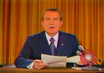 Image of Richard Nixon Washington DC USA, 1973, second 19 stock footage video 65675073679