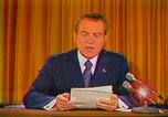 Image of Richard Nixon Washington DC USA, 1973, second 27 stock footage video 65675073679