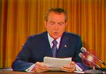 Image of Richard Nixon Washington DC USA, 1973, second 36 stock footage video 65675073679
