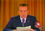 Image of Richard Nixon Washington DC USA, 1973, second 48 stock footage video 65675073679