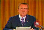 Image of Richard Nixon Washington DC USA, 1973, second 50 stock footage video 65675073679