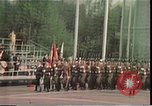 Image of Anti-Ballistic Missile Treaty signed Moscow Russia Soviet Union, 1972, second 16 stock footage video 65675073696