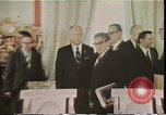 Image of Anti-Ballistic Missile Treaty signed Moscow Russia Soviet Union, 1972, second 45 stock footage video 65675073696