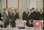 Image of Anti-Ballistic Missile Treaty signed Moscow Russia Soviet Union, 1972, second 46 stock footage video 65675073696