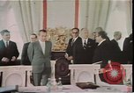 Image of Anti-Ballistic Missile Treaty signed Moscow Russia Soviet Union, 1972, second 50 stock footage video 65675073696