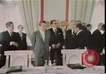 Image of Anti-Ballistic Missile Treaty signed Moscow Russia Soviet Union, 1972, second 51 stock footage video 65675073696
