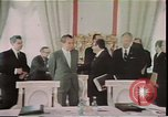 Image of Anti-Ballistic Missile Treaty signed Moscow Russia Soviet Union, 1972, second 52 stock footage video 65675073696