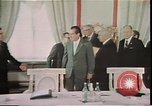 Image of Anti-Ballistic Missile Treaty signed Moscow Russia Soviet Union, 1972, second 54 stock footage video 65675073696