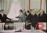 Image of Anti-Ballistic Missile Treaty signed Moscow Russia Soviet Union, 1972, second 55 stock footage video 65675073696