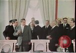 Image of Anti-Ballistic Missile Treaty signed Moscow Russia Soviet Union, 1972, second 57 stock footage video 65675073696