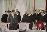 Image of Anti-Ballistic Missile Treaty signed Moscow Russia Soviet Union, 1972, second 58 stock footage video 65675073696