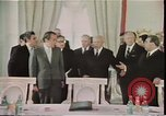 Image of Anti-Ballistic Missile Treaty signed Moscow Russia Soviet Union, 1972, second 59 stock footage video 65675073696