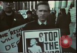 Image of American people Washington DC USA, 1972, second 28 stock footage video 65675073698
