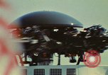 Image of Marine One helicopter Saginaw Michigan USA, 1974, second 6 stock footage video 65675073724