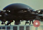 Image of Marine One helicopter Saginaw Michigan USA, 1974, second 8 stock footage video 65675073724
