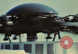 Image of Marine One helicopter Saginaw Michigan USA, 1974, second 9 stock footage video 65675073724