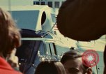 Image of Marine One helicopter Saginaw Michigan USA, 1974, second 11 stock footage video 65675073724