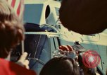 Image of Marine One helicopter Saginaw Michigan USA, 1974, second 12 stock footage video 65675073724