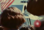 Image of Marine One helicopter Saginaw Michigan USA, 1974, second 19 stock footage video 65675073724