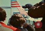 Image of Marine One helicopter Saginaw Michigan USA, 1974, second 29 stock footage video 65675073724