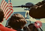 Image of Marine One helicopter Saginaw Michigan USA, 1974, second 31 stock footage video 65675073724