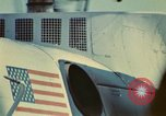 Image of Marine One helicopter Saginaw Michigan USA, 1974, second 45 stock footage video 65675073724