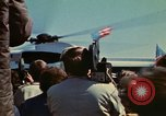Image of Marine One helicopter Saginaw Michigan USA, 1974, second 54 stock footage video 65675073724