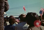 Image of Marine One helicopter Saginaw Michigan USA, 1974, second 57 stock footage video 65675073724