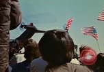 Image of Marine One helicopter Saginaw Michigan USA, 1974, second 60 stock footage video 65675073724