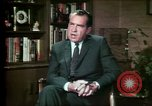 Image of Richard Nixon United States USA, 1968, second 14 stock footage video 65675073736