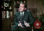 Image of Richard Nixon United States USA, 1968, second 17 stock footage video 65675073736