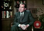 Image of Richard Nixon United States USA, 1968, second 25 stock footage video 65675073736