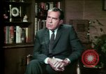 Image of Richard Nixon United States USA, 1968, second 34 stock footage video 65675073736