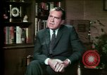 Image of Richard Nixon United States USA, 1968, second 37 stock footage video 65675073736
