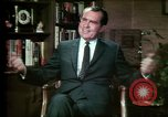 Image of Richard Nixon United States USA, 1968, second 57 stock footage video 65675073736