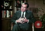 Image of Richard Nixon United States USA, 1968, second 60 stock footage video 65675073736