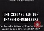 Image of Hjalmar Schacht Berlin Germany, 1935, second 1 stock footage video 65675073780