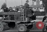 Image of Evacuees France, 1940, second 9 stock footage video 65675073797