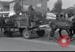 Image of Evacuees France, 1940, second 19 stock footage video 65675073797