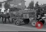 Image of Evacuees France, 1940, second 21 stock footage video 65675073797
