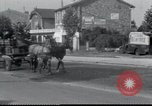 Image of Evacuees France, 1940, second 28 stock footage video 65675073797