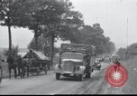 Image of Germans invasion of Fère-Champenoise Fère-Champenoise France, 1940, second 26 stock footage video 65675073798