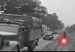 Image of Germans invasion of Fère-Champenoise Fère-Champenoise France, 1940, second 28 stock footage video 65675073798