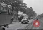 Image of Germans invasion of Fère-Champenoise Fère-Champenoise France, 1940, second 29 stock footage video 65675073798