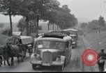 Image of Germans invasion of Fère-Champenoise Fère-Champenoise France, 1940, second 38 stock footage video 65675073798