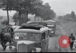 Image of Germans invasion of Fère-Champenoise Fère-Champenoise France, 1940, second 39 stock footage video 65675073798