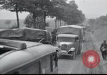 Image of Germans invasion of Fère-Champenoise Fère-Champenoise France, 1940, second 41 stock footage video 65675073798