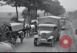 Image of Germans invasion of Fère-Champenoise Fère-Champenoise France, 1940, second 42 stock footage video 65675073798