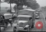 Image of Germans invasion of Fère-Champenoise Fère-Champenoise France, 1940, second 43 stock footage video 65675073798